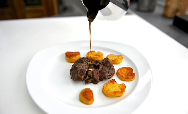Rezept: Sternrose mit Anapurna Curry