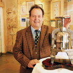 Die Entenpressen und ihr Hüter: Albert Meilhaus