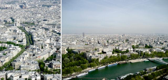 La Tour Eiffel, Foto Foodhunter