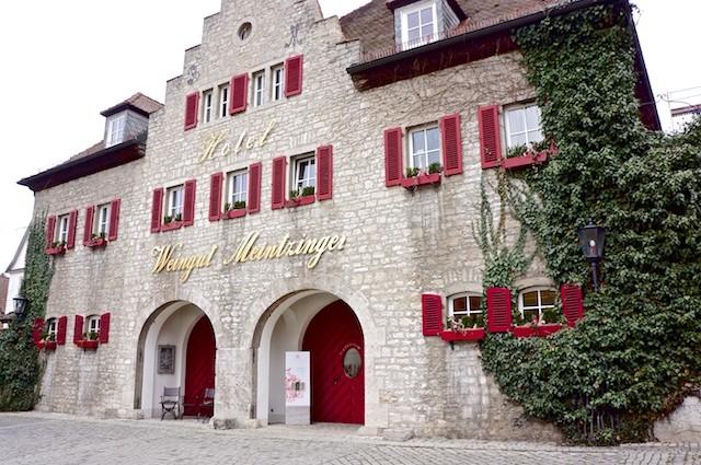 Meintzinger. Märchenhaftes Frickenhausen in Franken