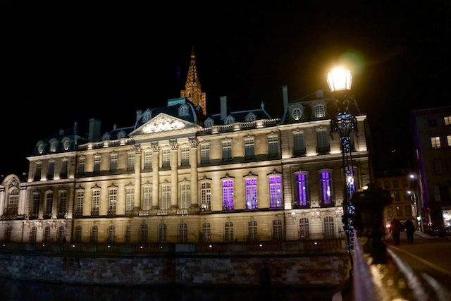 Palais Rohan, Straßburg, Foto Foodhunter