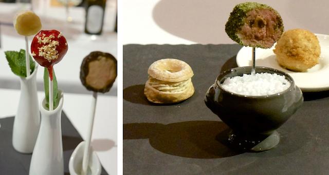 Unumstritten französisch: Foie gras und die Trophée Masse