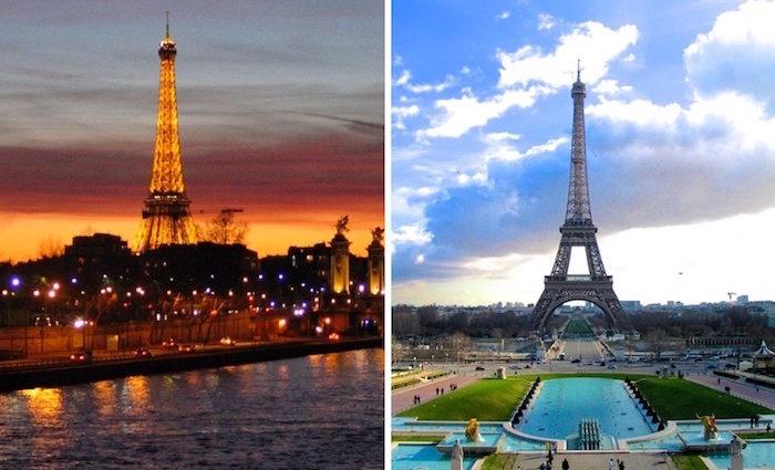 Eiffelturm! Die besten Adressen mit Blick auf das Wahrzeichen von Paris
