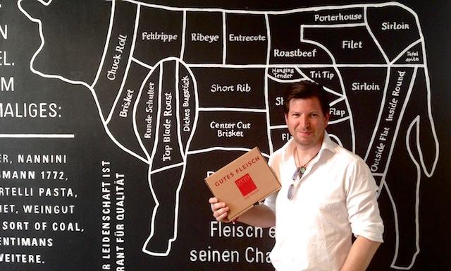Jus Comte - Feinkostadresse in München