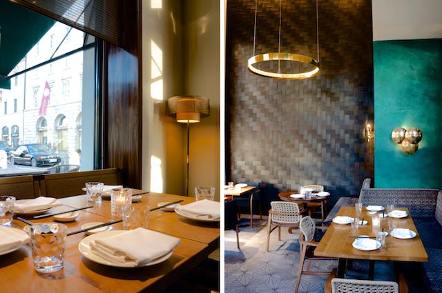 Koi München – Japan Style, Robata Grill und Sushi abgeflammt.