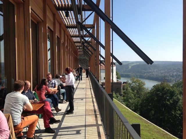 Passau, Oberhaus, Foto Foodhunter