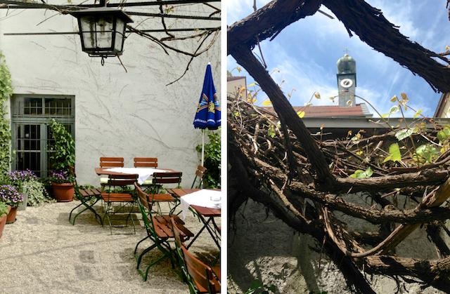 Passau, Heilig-Geist-Stiftskeller, Fotos Foodhunter