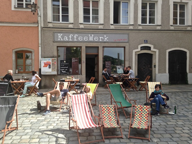 Passau, Kaffeewerk, Foto Foodhunter