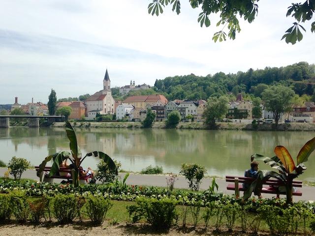 Passau. Innkai, Foto Foodhunter