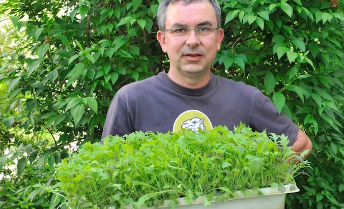 Peter Kunze: Nürnberger Kräuterguru