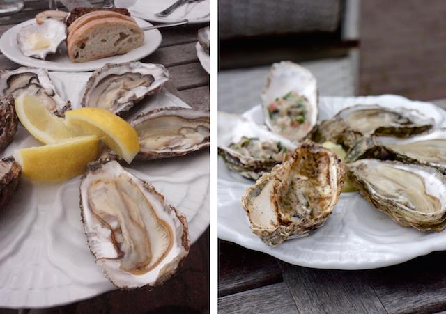 Austern Compagnie, Fotos Foodhunter