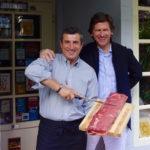 Porto Marin in Hamburg und ein Steak von LaFina