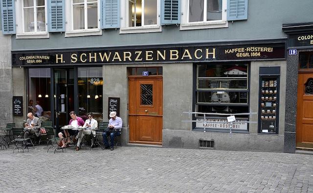 Schwarzenbach Kolonialwaren, Foto Foodhunter