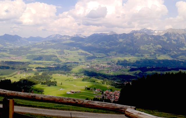 Sennalpe Alpe Ornach