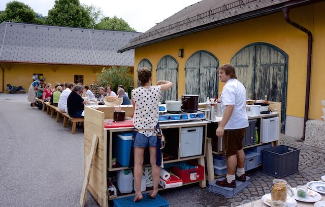 Sommerfrische salzburg foodhunter.de