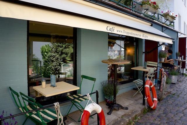 Treppenviertel Blankenese, Fotos Foodhunter Sabine Ruhland