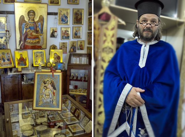 Athos, Moenchsrepublich, Fotos Martin Swoboda