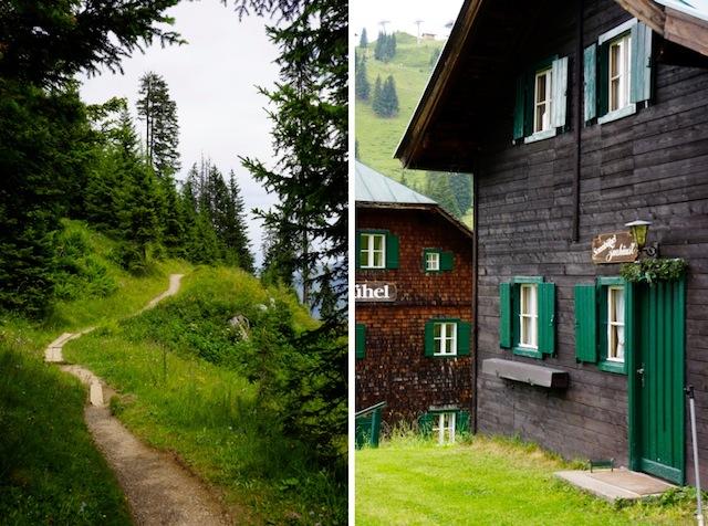 Berggasthof Hochbrunn, Hahnenkamm, Kitzbühel, Foto Foodhunter, Sabine Ruhland