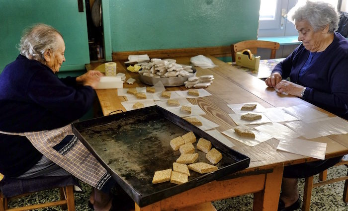 Rewithia, Vassilopites, Tselementes. Griechische Küche mal anders