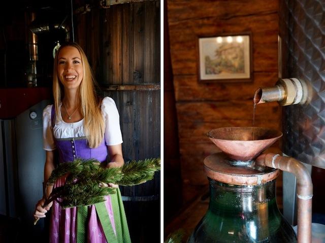 Mandelberggut, Brennerei Österreich, foodhunter.de