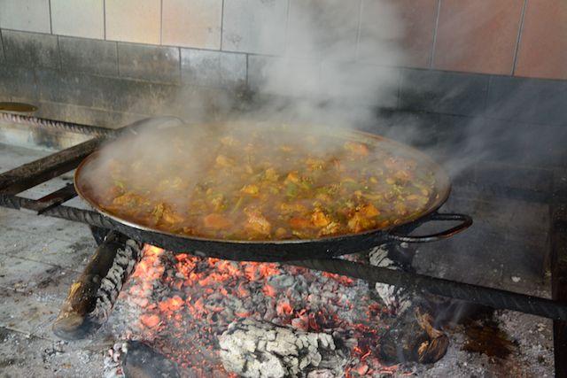 Paella, Foto Angelika Frank, Foodhunter