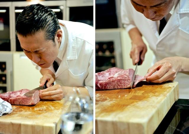 Japanische Küche, Wagyu, Foto Foodhunter, Dirk Vangerow