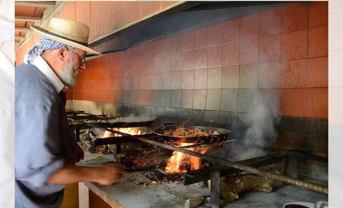 Die beste Paella Spaniens. Ein Rezept aus Valencia
