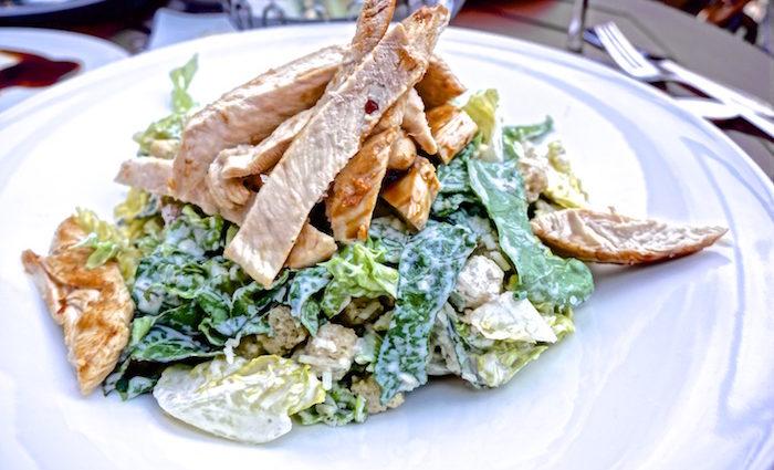 Immer des G'schiss mit dem Caesar Salad!