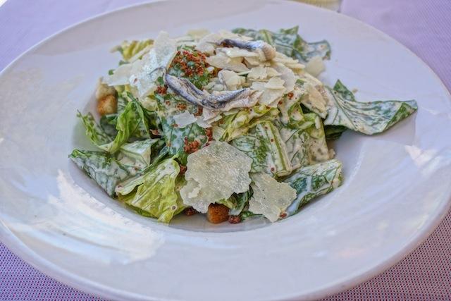 Ceasar Salad, Foto Sabine Ruhland, foodhunter.de