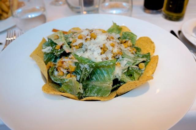 Ceasars salad, Foto Sabine Ruhland, www.foodhunter.de