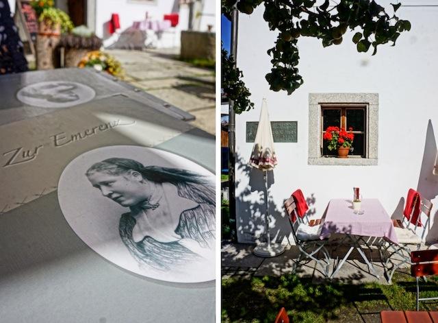 Frau Emerenz, Waldkirchen, Foto Sabine Ruhland, www.foodhunter.de