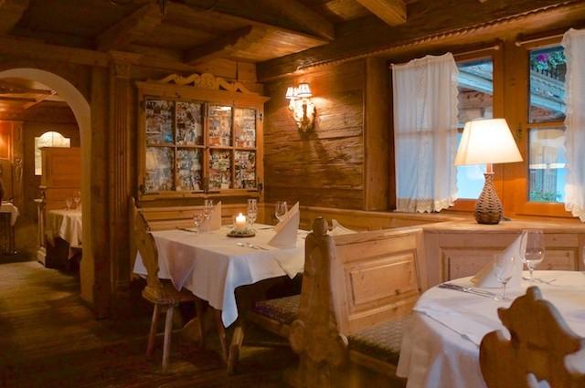 Restaurant Saukaserstub'n in Jochberg. Alles gut.