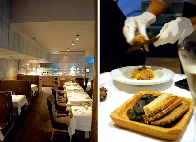 Tian München, vegetarisches Restaurant München, Foto foodhunter.de