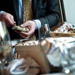 Austern – alle Sorten, richtig öffnen.