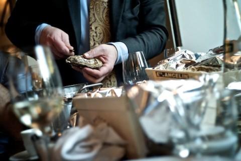 Austern, Foto carroux, foodhunter.de