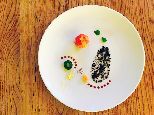 Sushi mit Maränenkaviar, Foto foodhunter.de