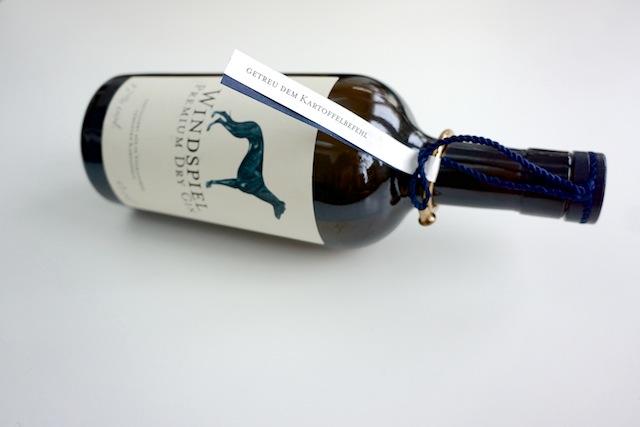 Windspiel Premium Dry Gin: die Kartoffel gibt Charakter, Lavendel Grazie