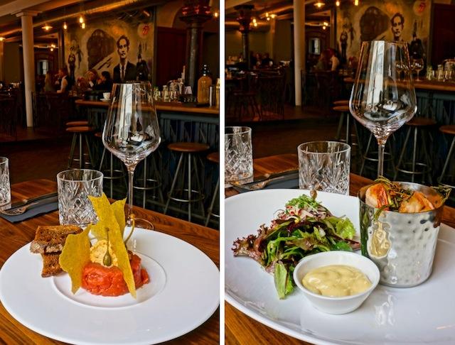Burger & Lobster Bank, Restaurant München, Foto Sabine Ruhland, foodhunter.de