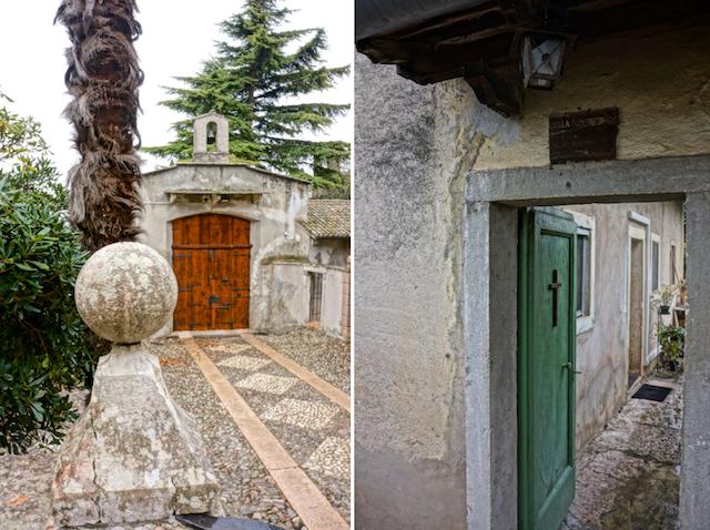 Eremo di San Giorgio, Foto Sabine Ruhland
