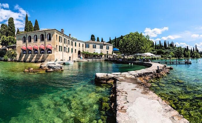 Der Gardasee: Restaurants mit Michelin-Sternen
