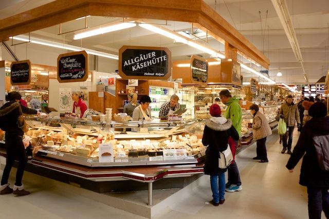 Stadtmarkt Augsburg. Foto Foodhunter, Sabine Ruhland
