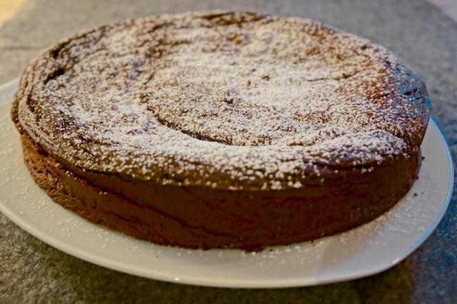 saftiger Schokoladenkuchen, foto sabine Ruhland, foodhunter,de