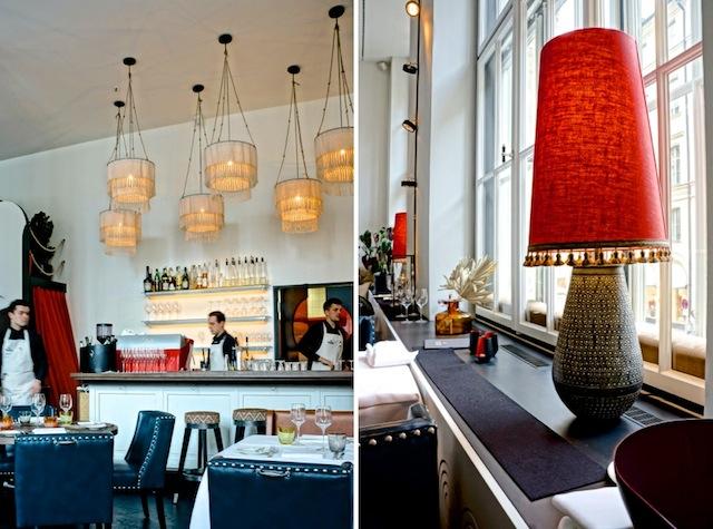 Pageou München, restaurant München, Foto Sabine Ruhland, www.foodhunter.de