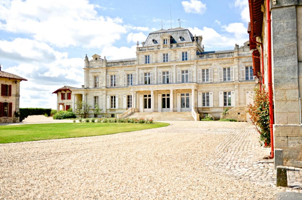 Chateau Giscours, Bordeaux, Foto Sabine Ruhland