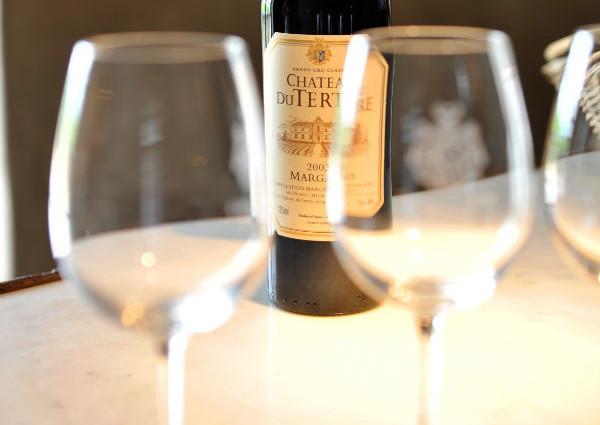 Bordeaux - Chateau, Wein