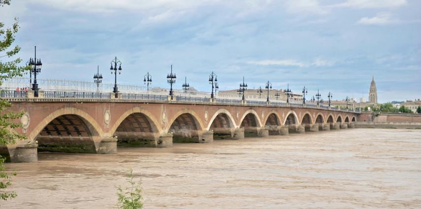 Brücke Bordeaux