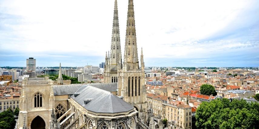 Bordeaux - Kirche Saint-Louis
