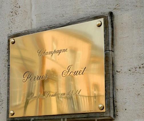 Epernay, Perrier-Jouet