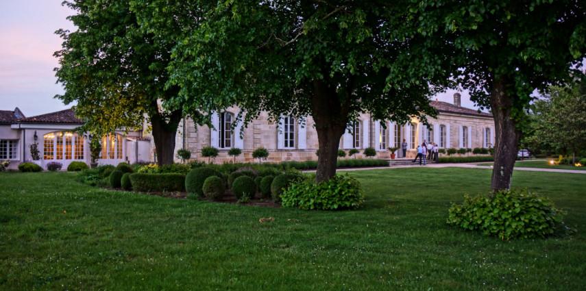 Château Magnol in Bordeaux