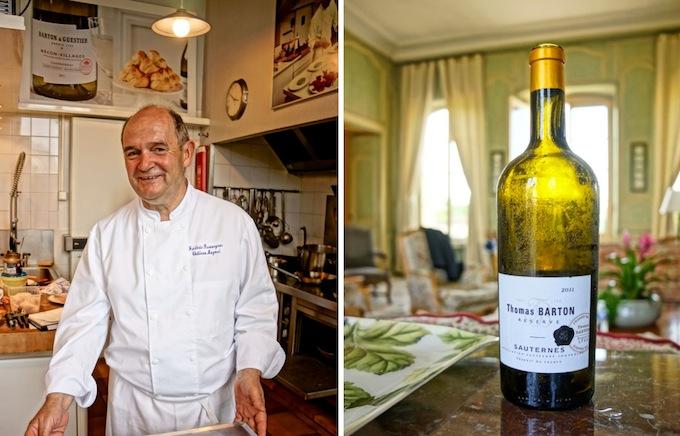 Chateau Magnol, Foto foodhunter, Sabine Ruhland